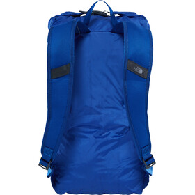 The North Face Flyweight Rolltop Backpack Asphalt Grey